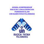 JADWAL KOMPREHENSIF FUSHPI UIN RADEN FATAH, 7 SEPTEMBER 2021